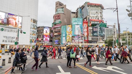西门町, 台北, 台湾