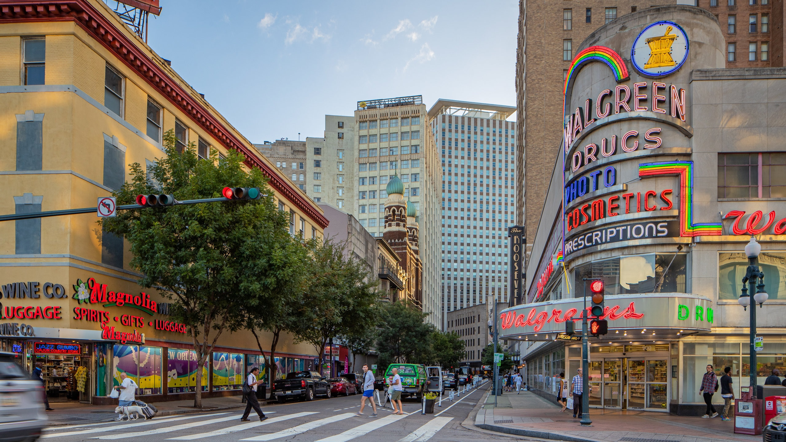 New Orleans Central Business District, New Orleans, Louisiana, United States of America