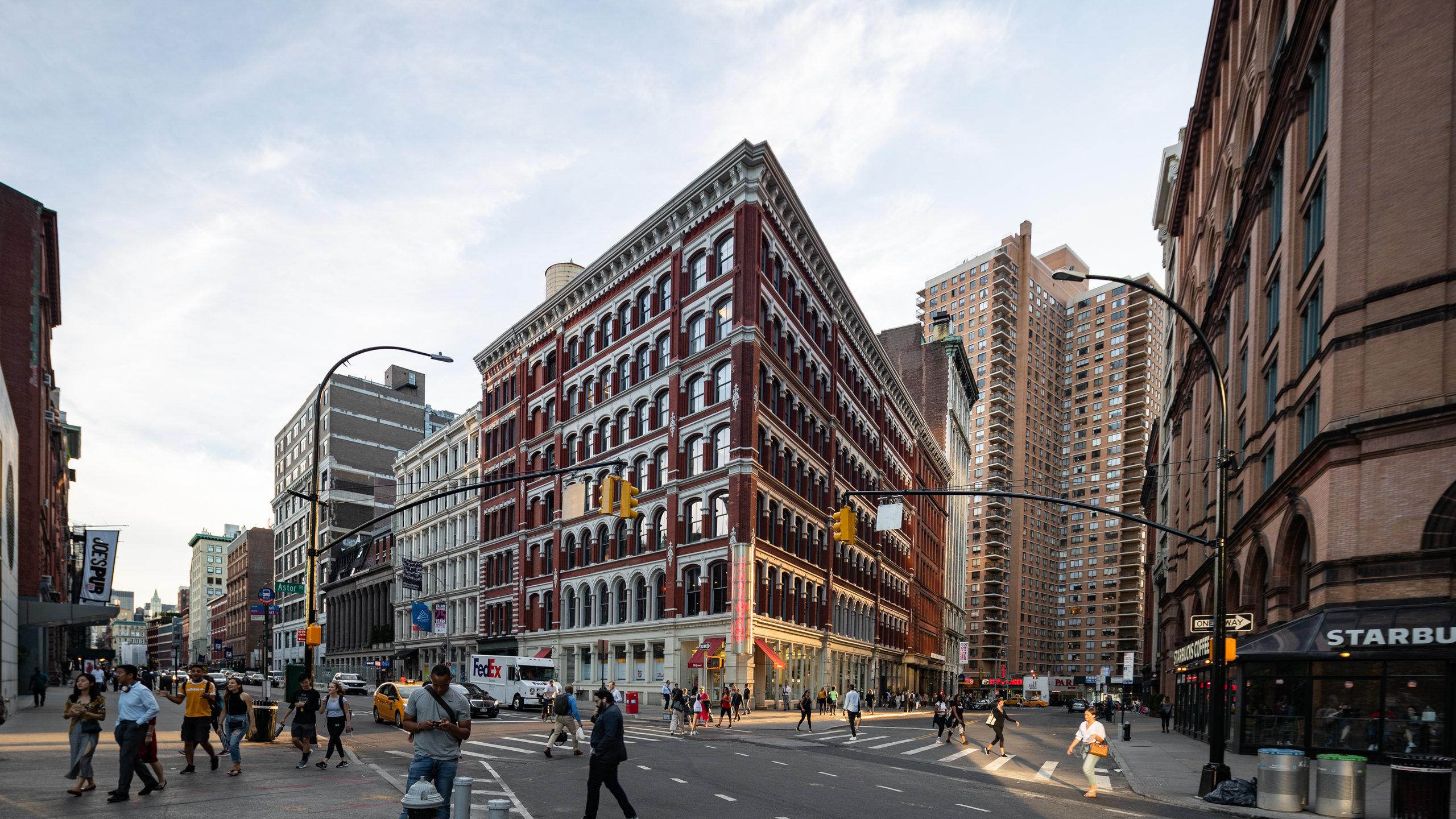 East Village, New York, New York, USA