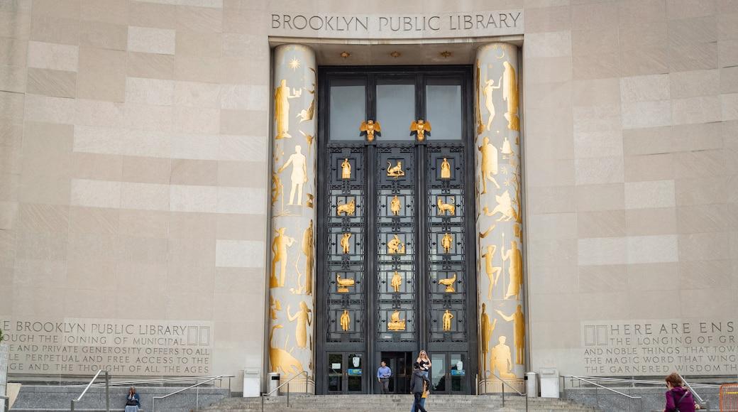 Brooklyn offentlige bibliotek