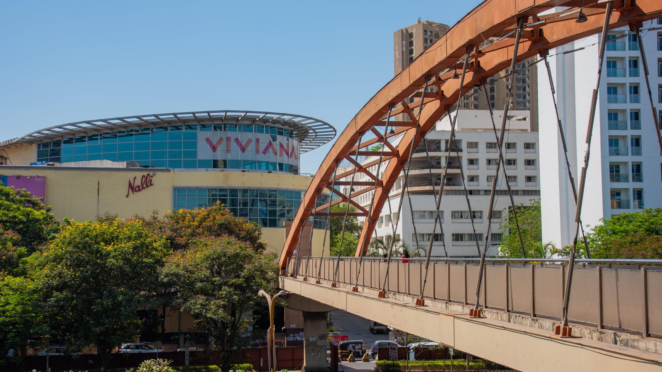 Viviana Mall, Thane, Maharashtra, India