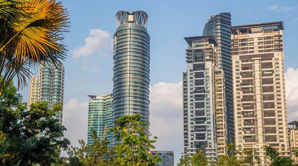 Centre-ville de Kuala Lumpur