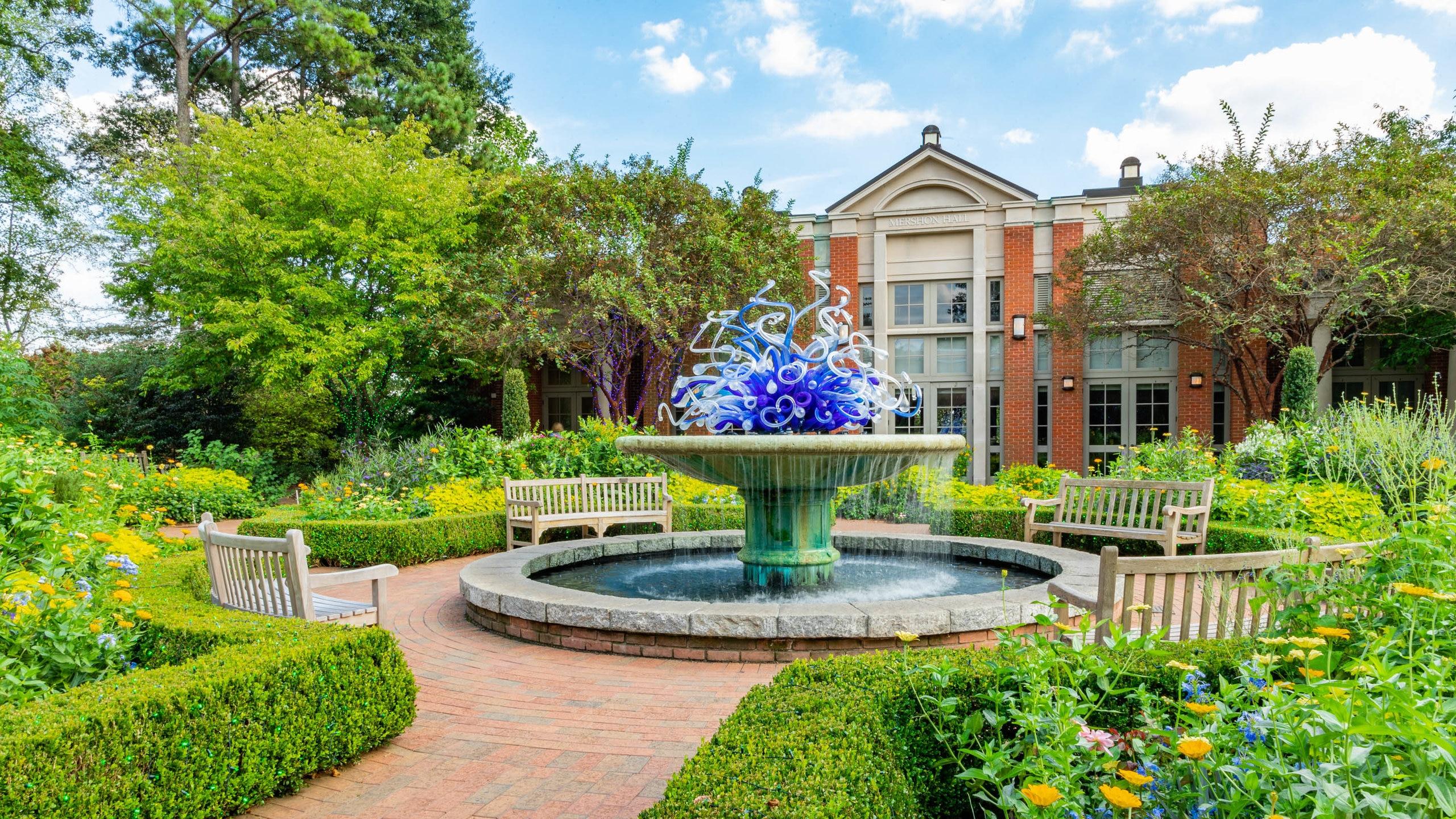 Atlanta Botanical Garden, Atlanta, Geórgia, Estados Unidos