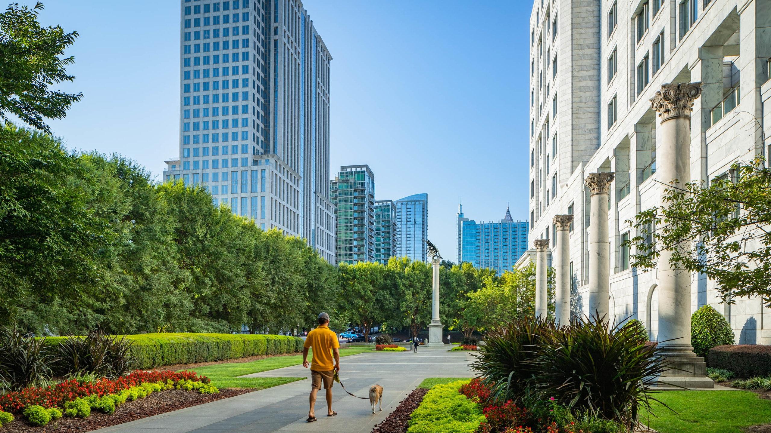 Midtown, Atlanta, Georgia, USA