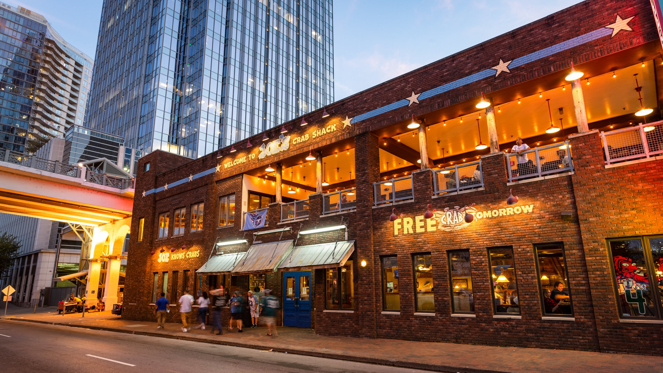 The District, Nashville, Tennessee, USA
