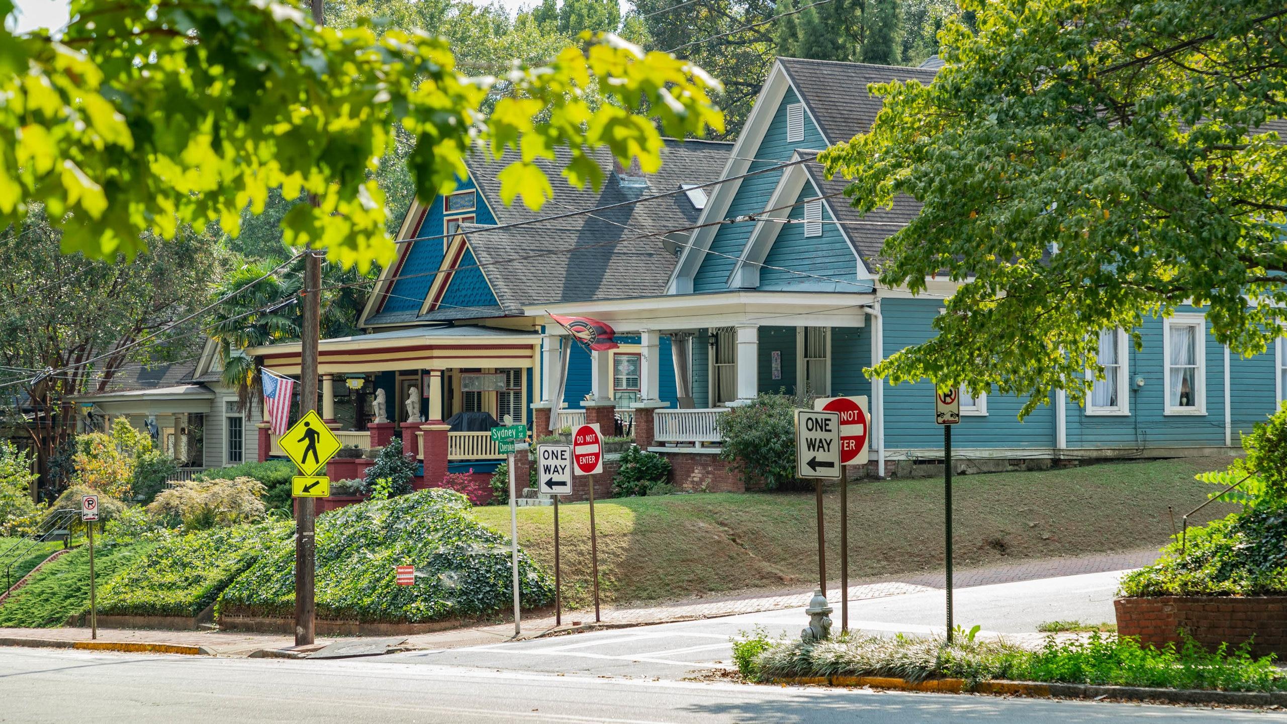 Grant Park, Atlanta, Georgia, United States of America