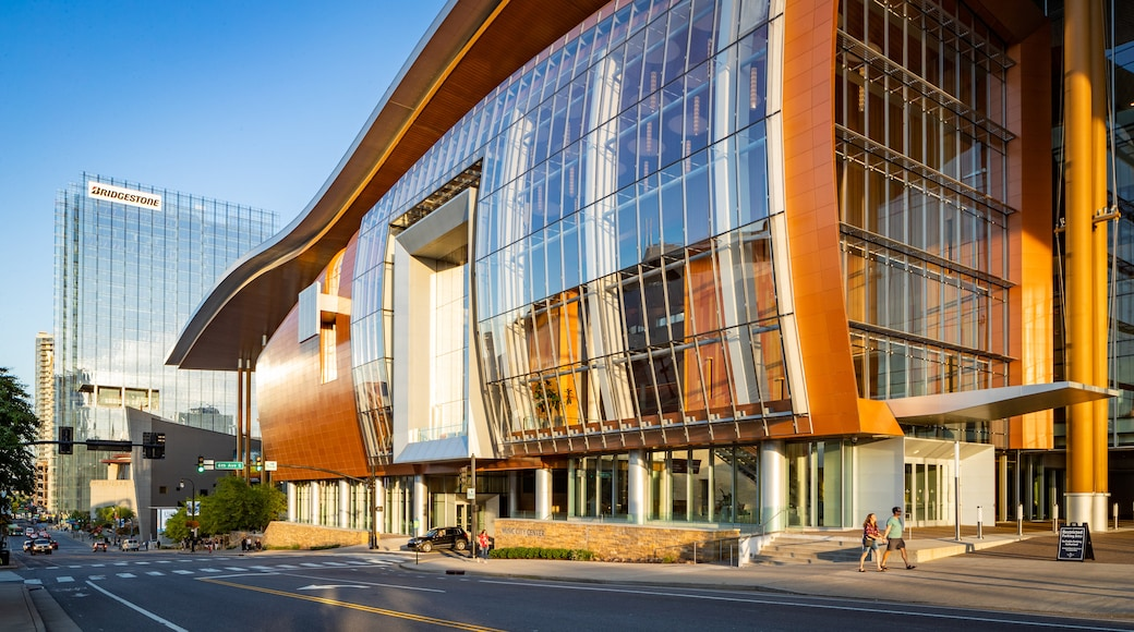 Music City Center featuring modern architecture
