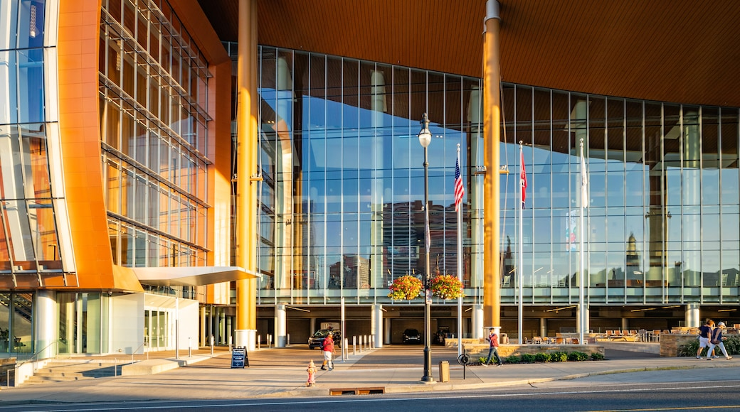 Music City Center showing modern architecture