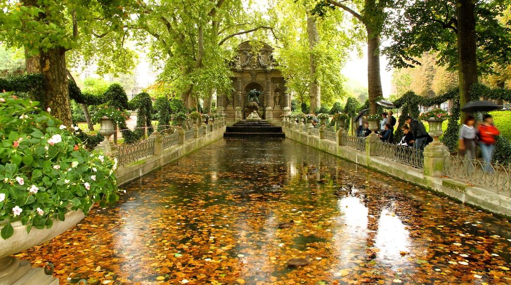 Stadtzentrum von Paris