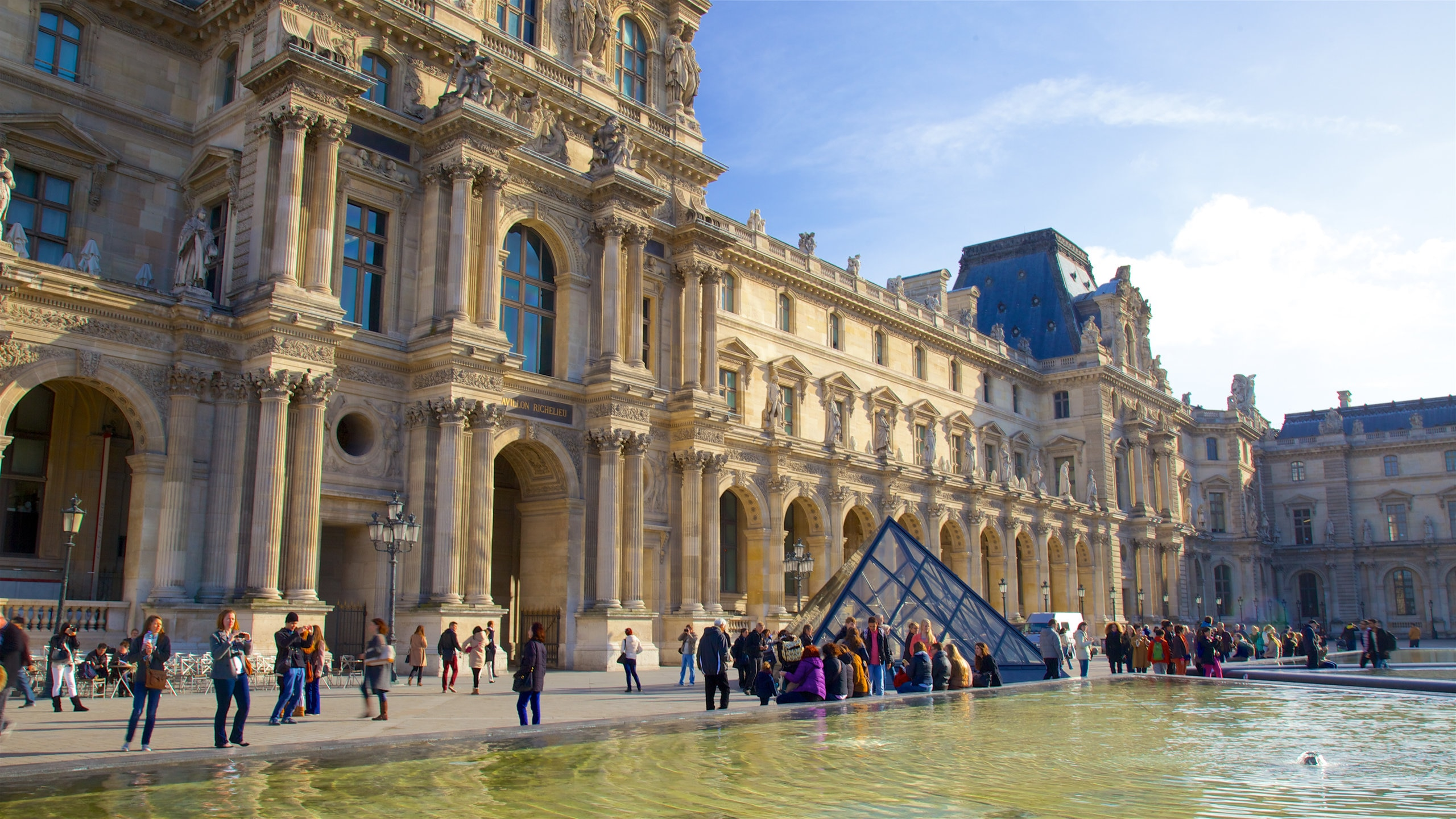 Centrum van Parijs, Parijs, Frankrijk