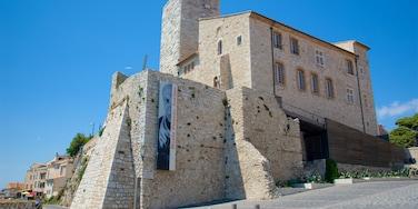 Altstadt von Antibes, Antibes, Département Alpes-Maritimes, Frankreich