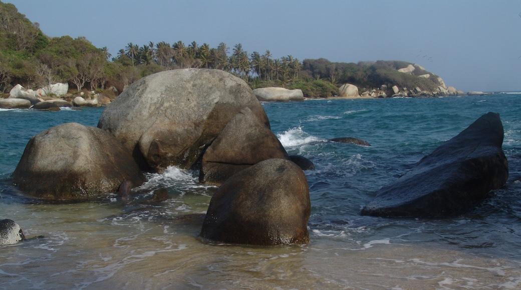 Parque natural nacional de Tayrona