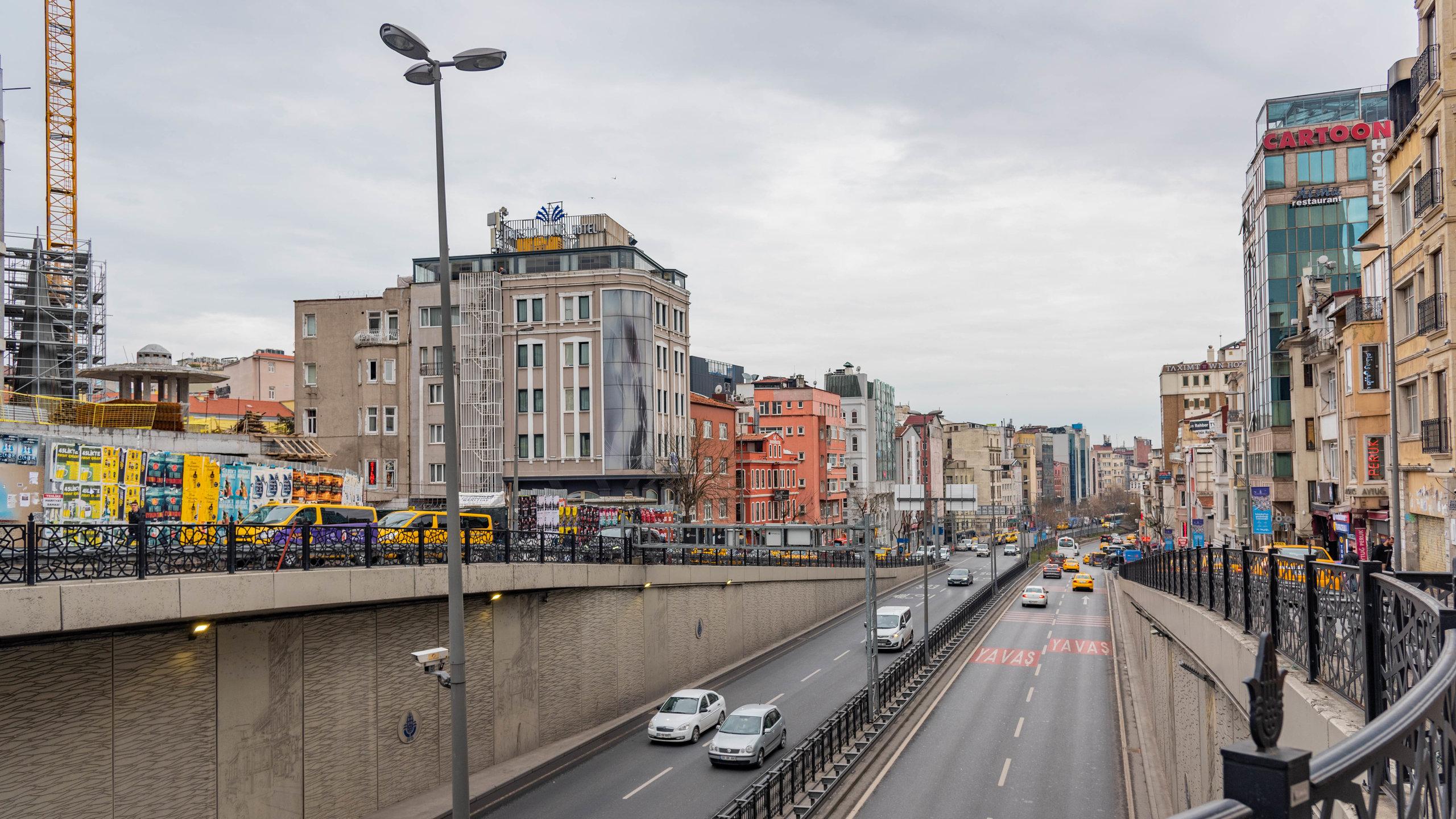 Beyoğlu, Istanbul, Istanbul, Türkei