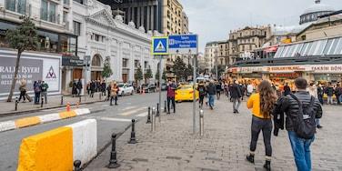 Taksim, Istanbul, Istanbul, Turkije
