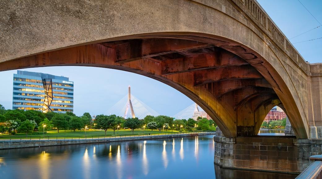 Pont Leonard P. Zakim Bunker Hill