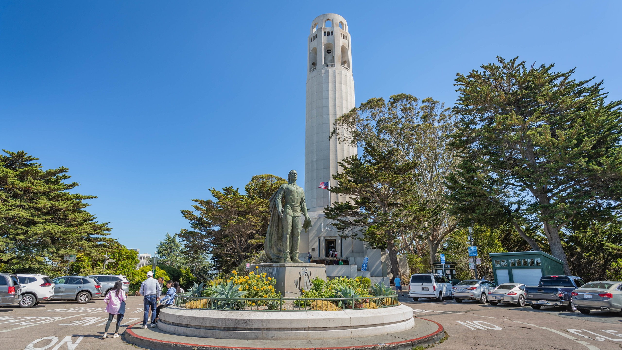 Telegraph Hill, San Francisco, California, United States of America