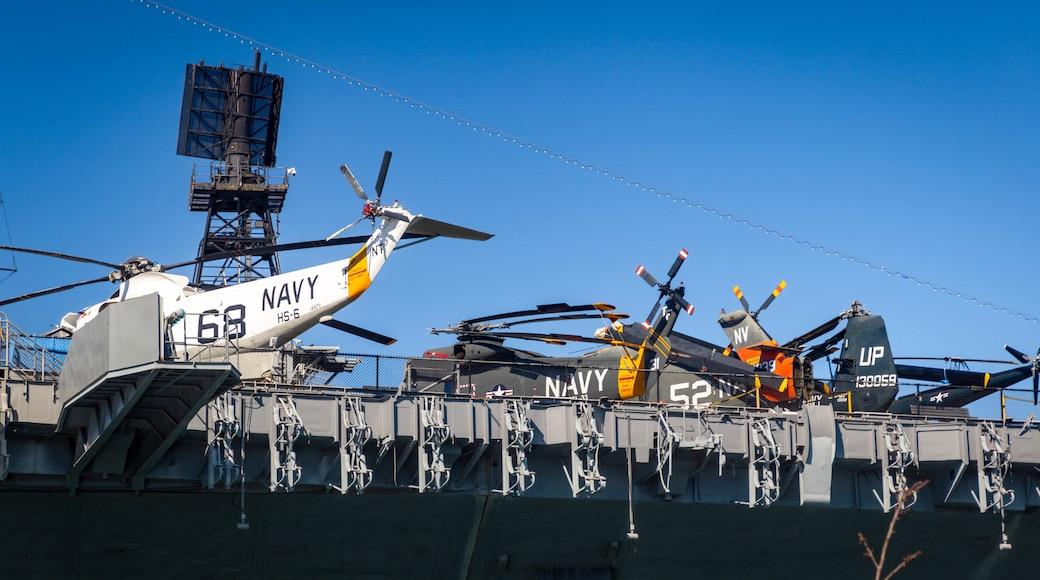 พิพิธภัณฑ์ USS Midway