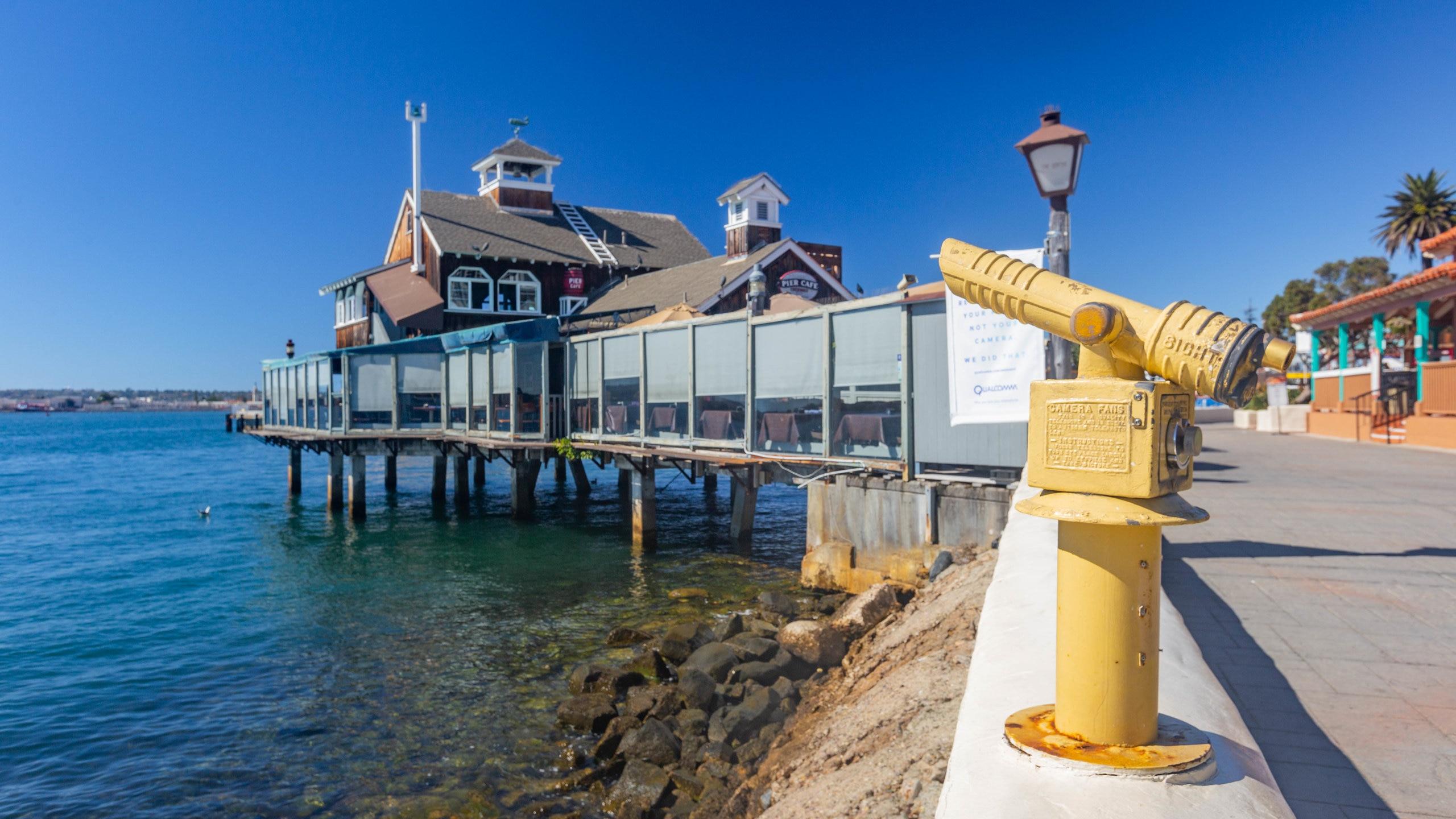Seaport Village, San Diego, California, United States of America