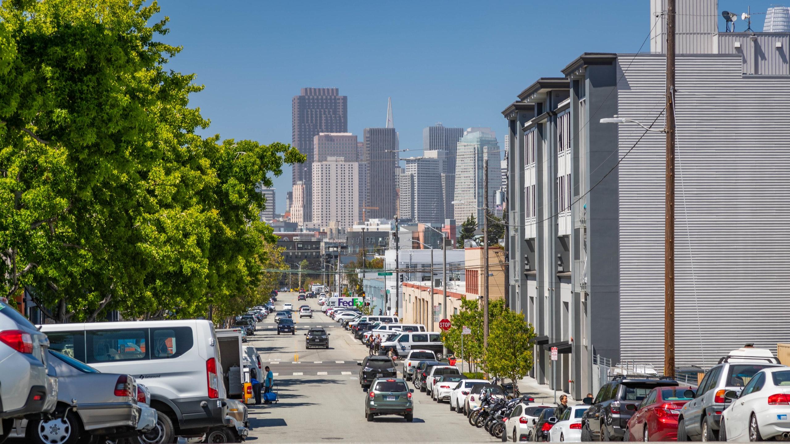 Potrero Hill, San Francisco, California, United States of America