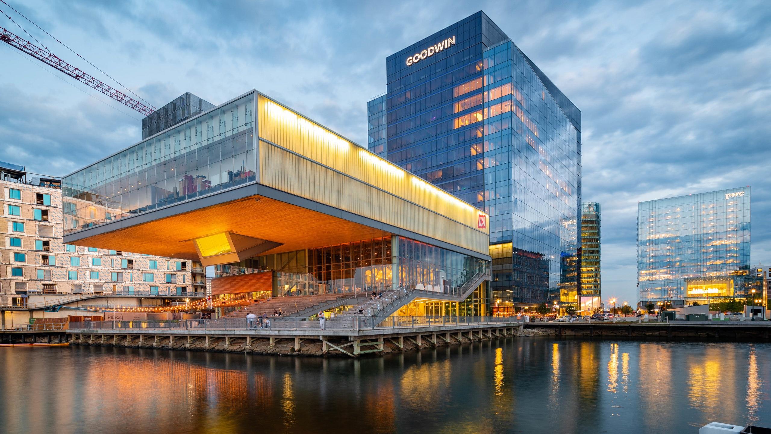 Instituut voor Hedendaagse kunst, Boston, Massachusetts, Verenigde Staten