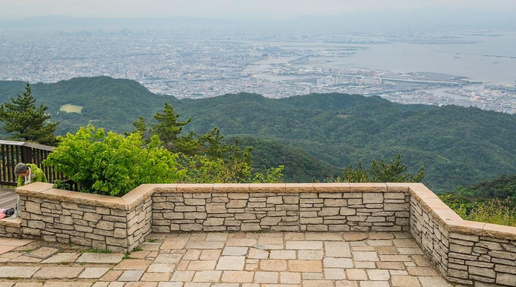 Rokko Garden Terrace featuring landscape views and views
