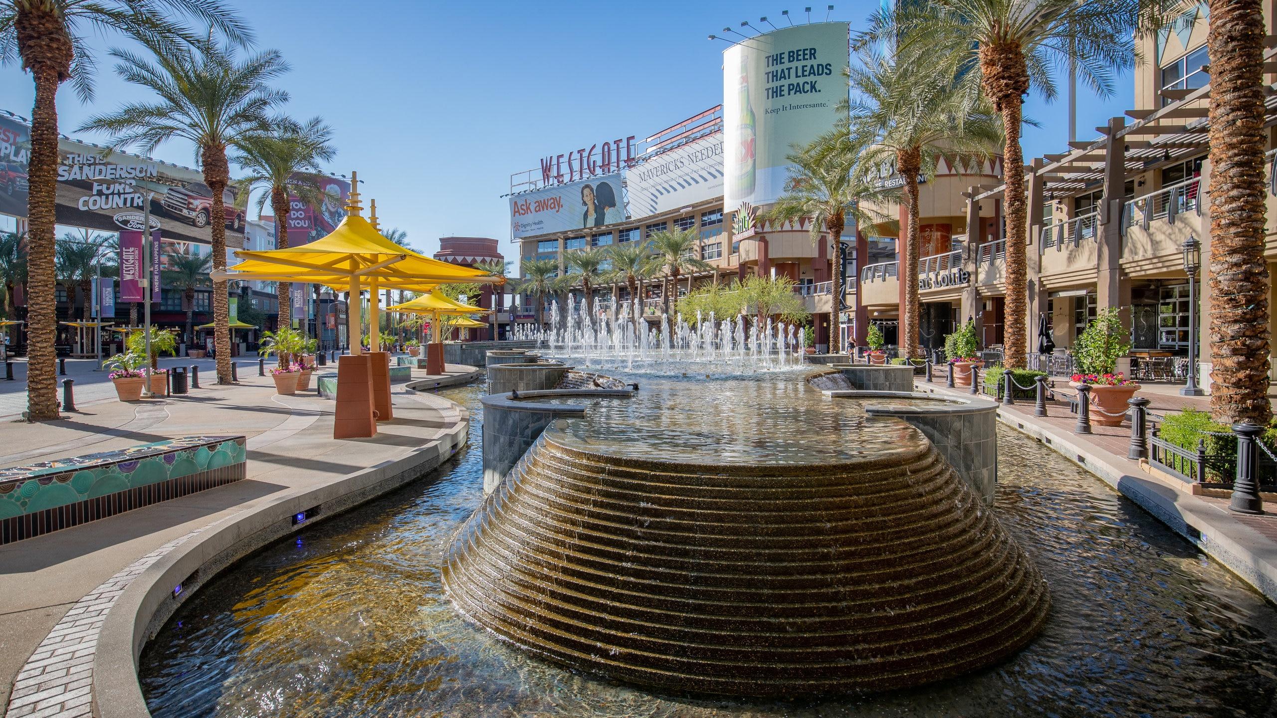 Westgate Entertainment District, Glendale, Arizona, USA