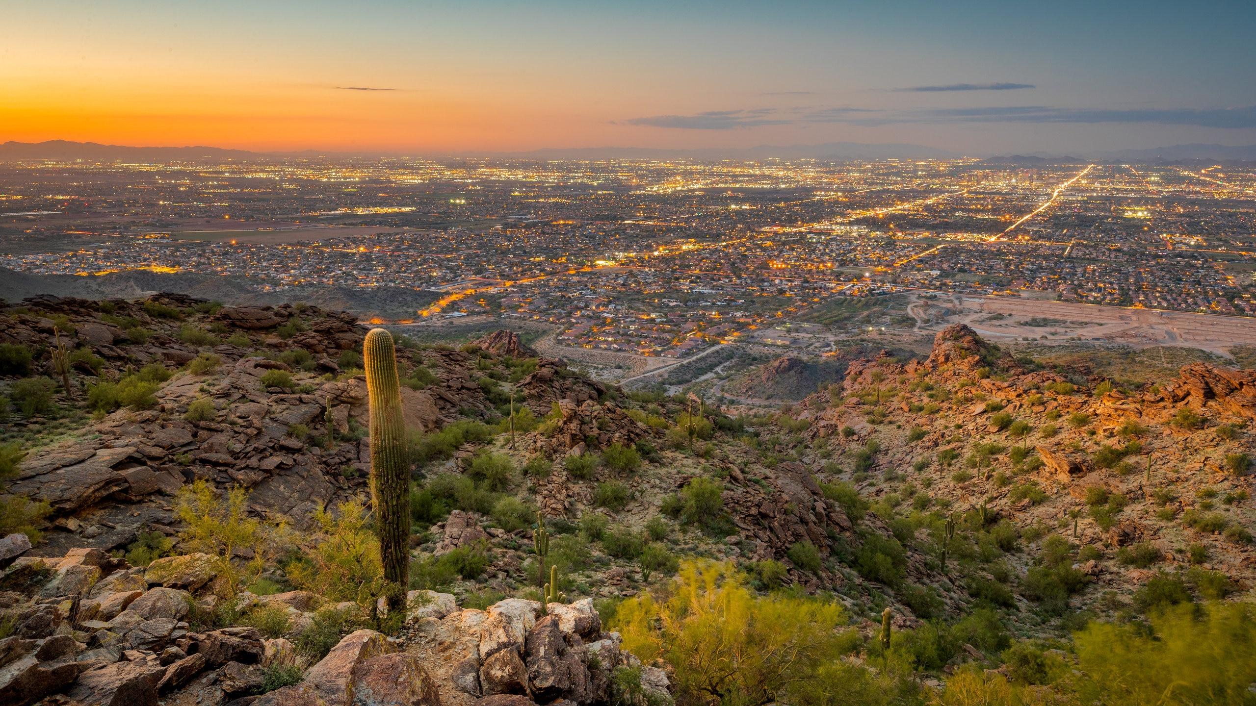 South Mountain, Phoenix, Arizona, United States of America