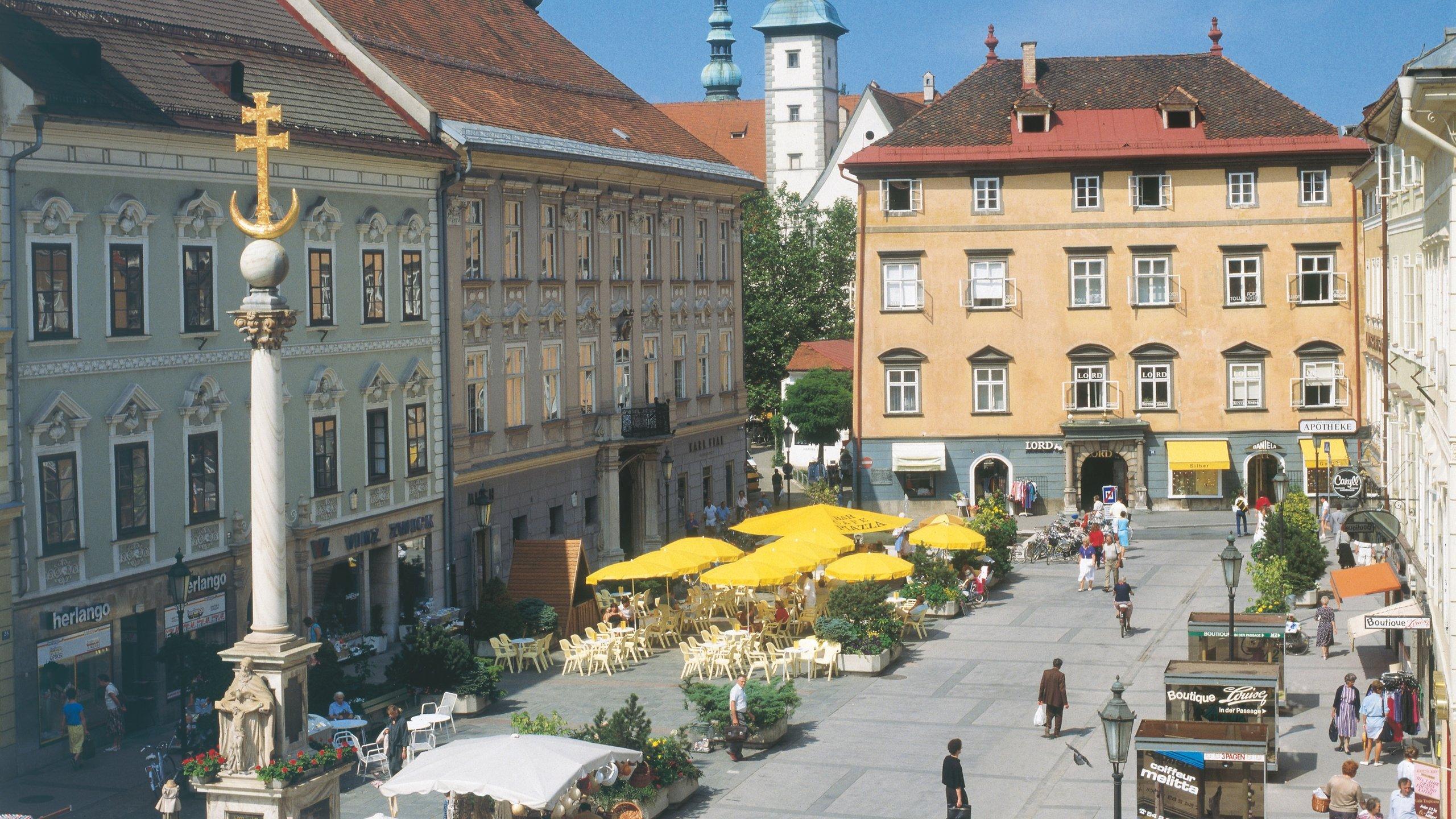 история картинки клагенфурт австрия достопримечательности фото второй