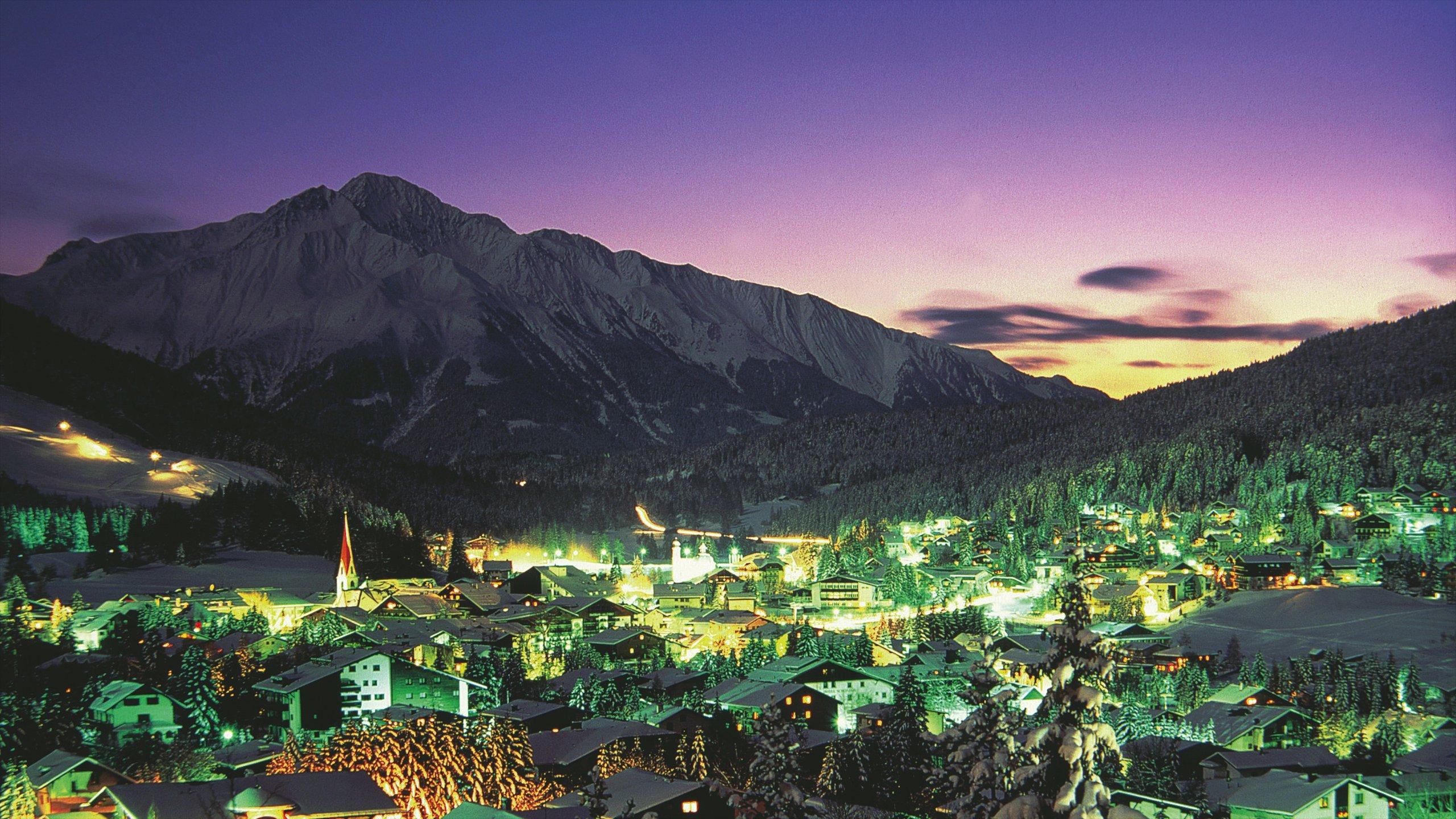 Informationen Seefeld in Tirol - FeWo-Domizil Alexander Feldt