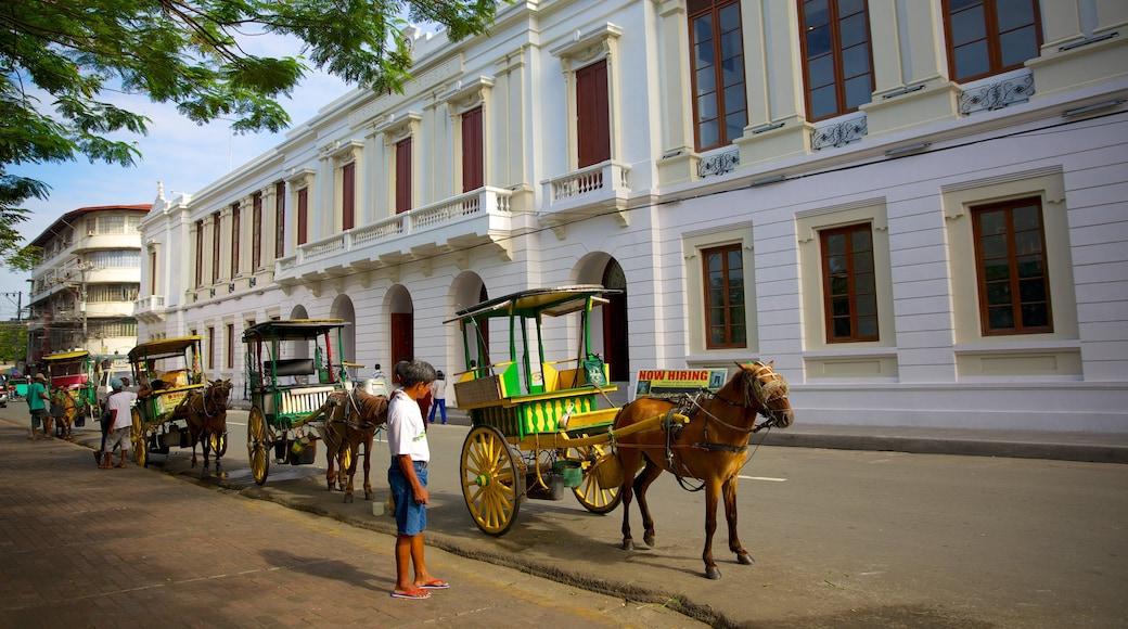 마닐라 성당 을 특징 거리 풍경 과 도시 뿐만 아니라 남자