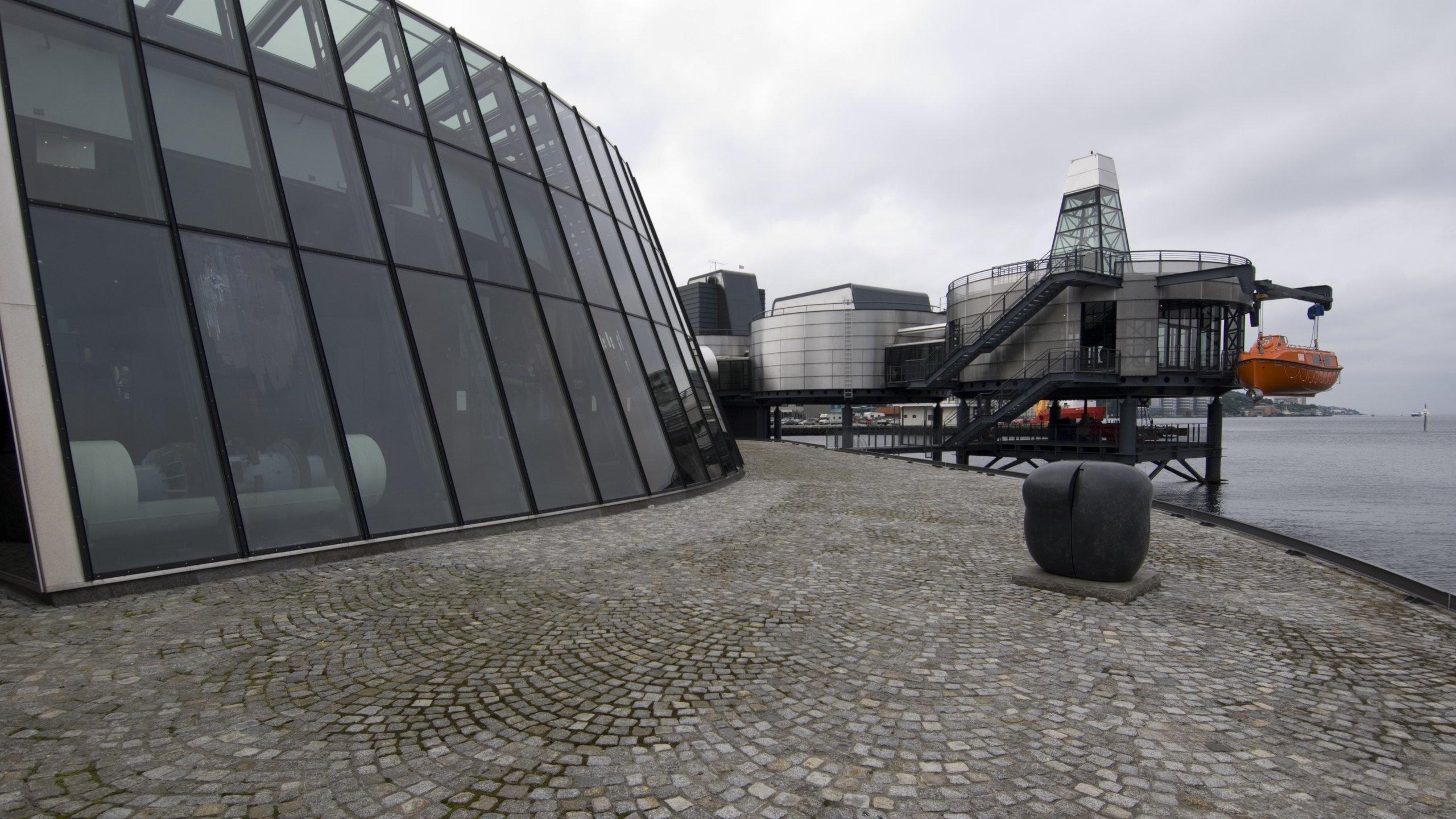 Norwegian Petroleum Museum, Stavanger, Rogaland, Norway