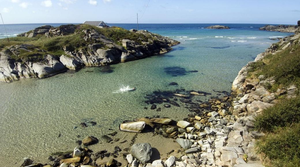 斯塔萬格 其中包括 山水美景, 綜覽海岸風景 和 多岩石的海岸線