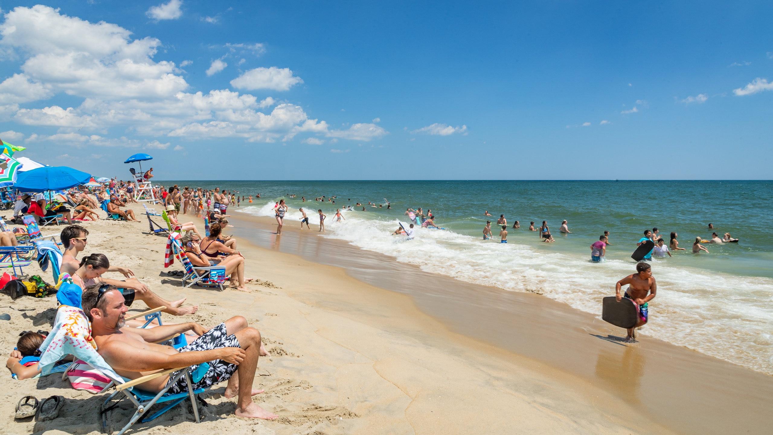 North Ocean City, Ocean City, Maryland, USA