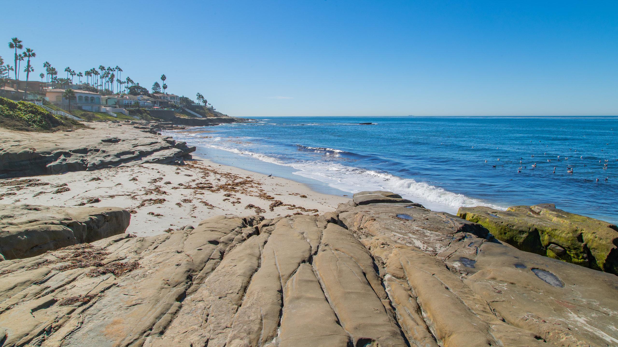 Windansea Beach, La Jolla, California, United States of America