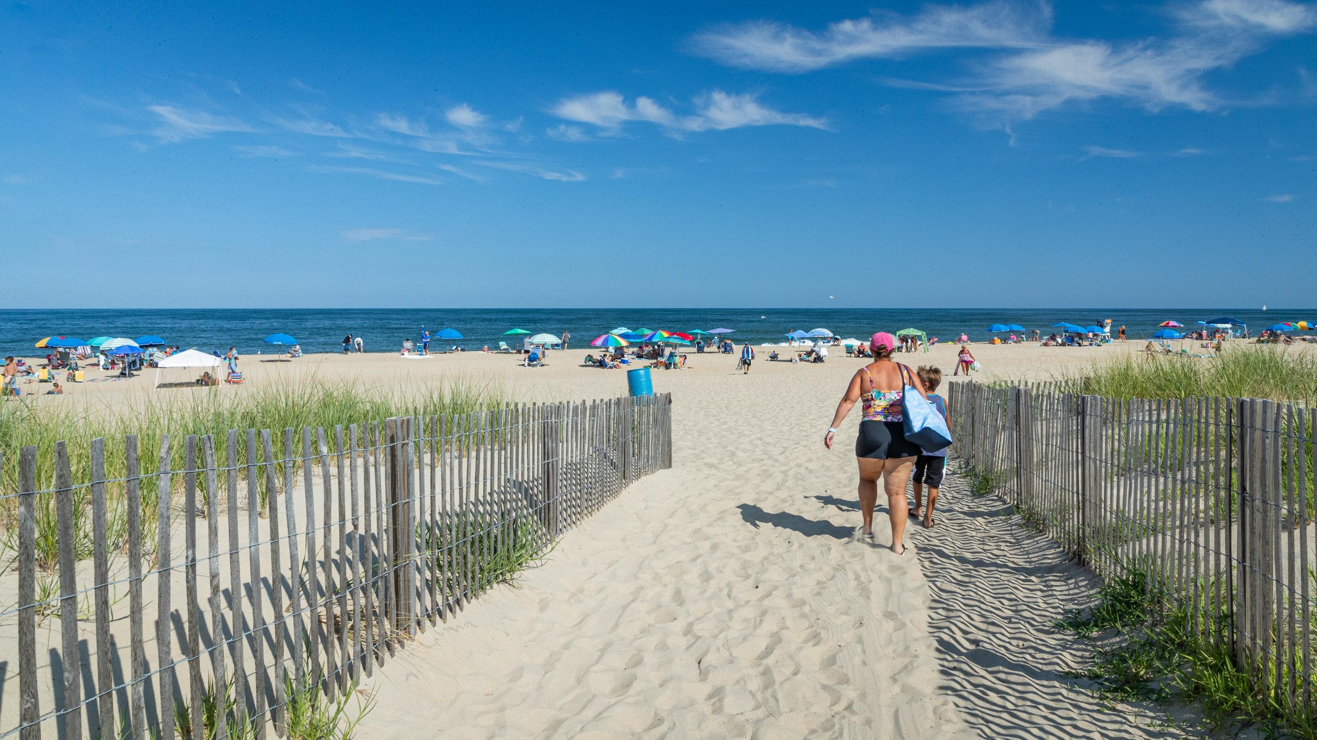 Maryland Beach, Ocean City, Maryland, United States of America