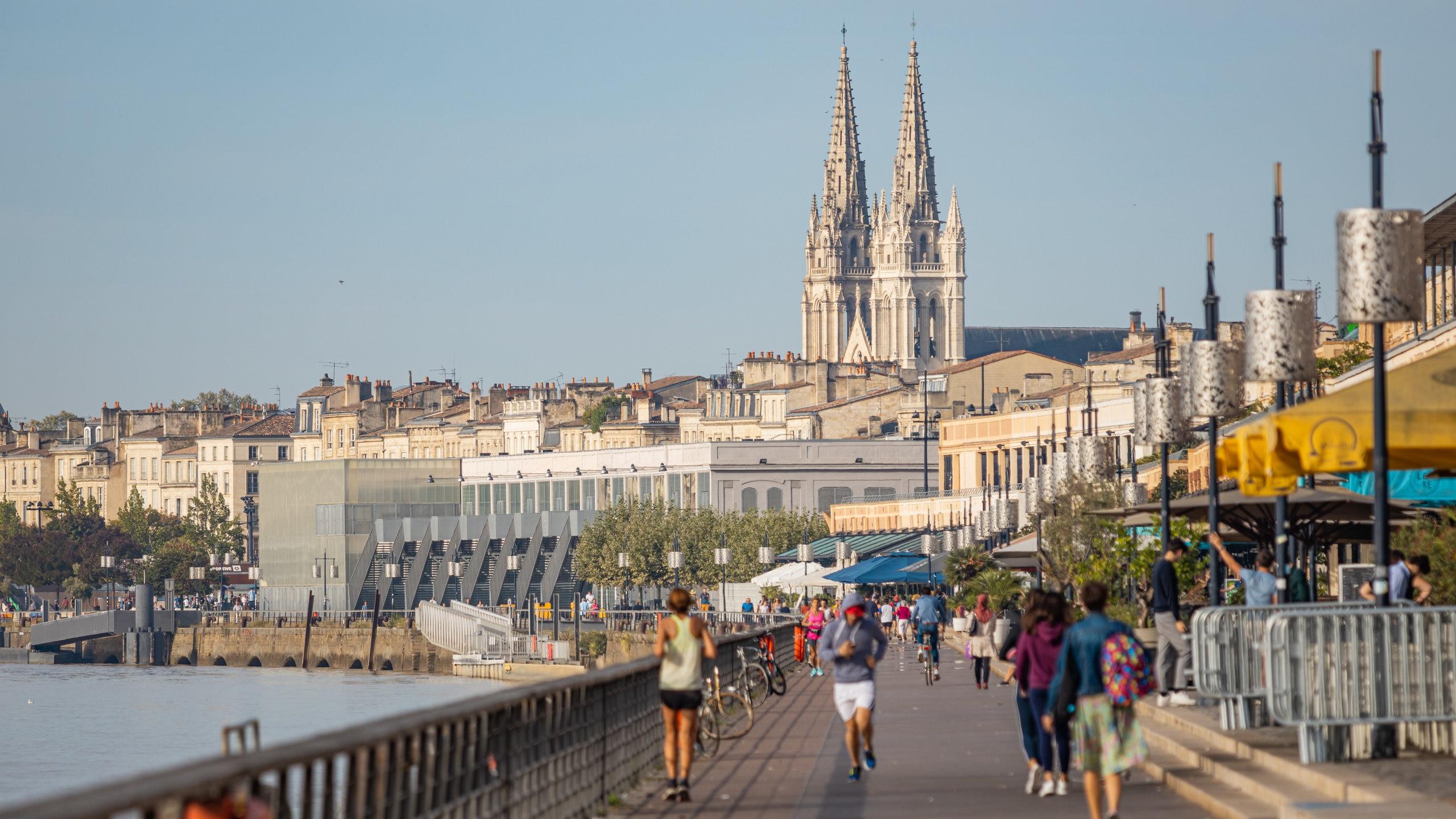 Bordeaux Maritime, Bordeaux, Gironde, France