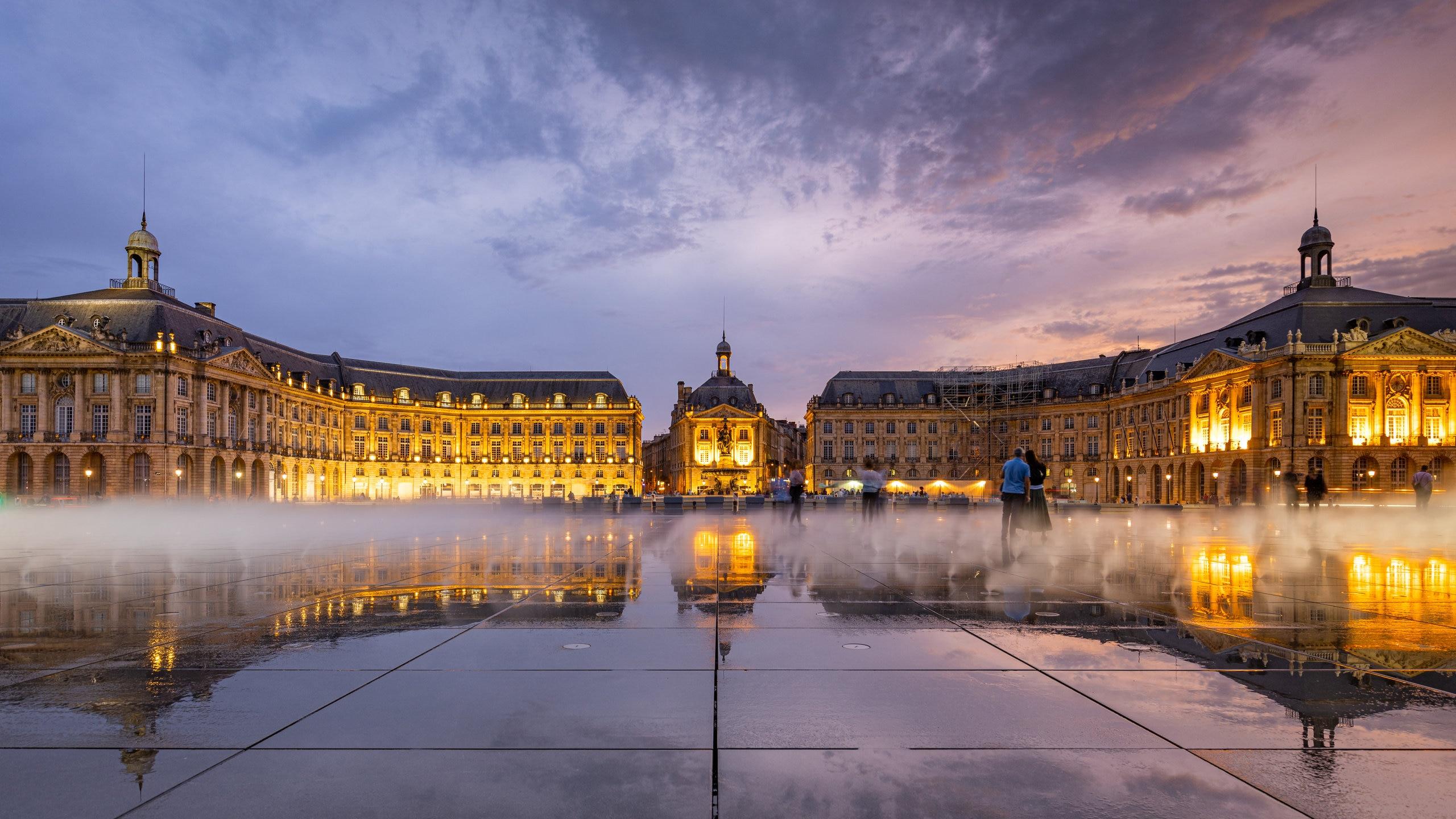 Bordeaux City Centre, Bordeaux, Gironde, France