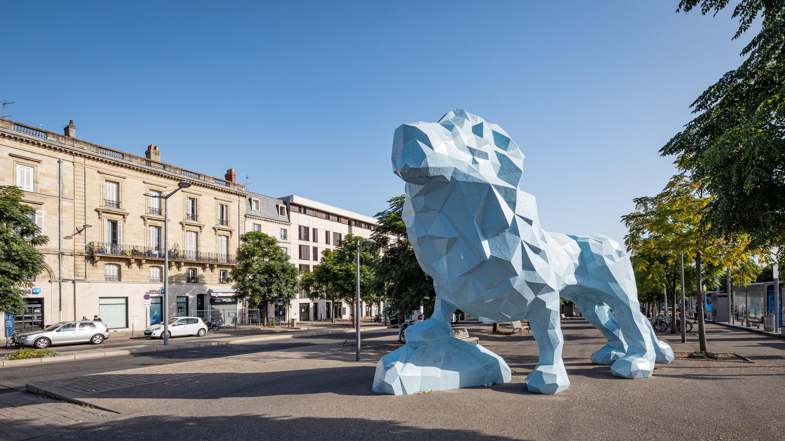 Bastide, Bordeaux, Gironde, France