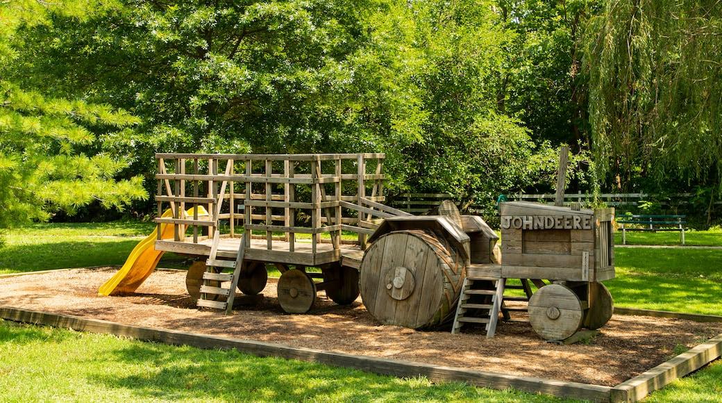 Amish Farm and House
