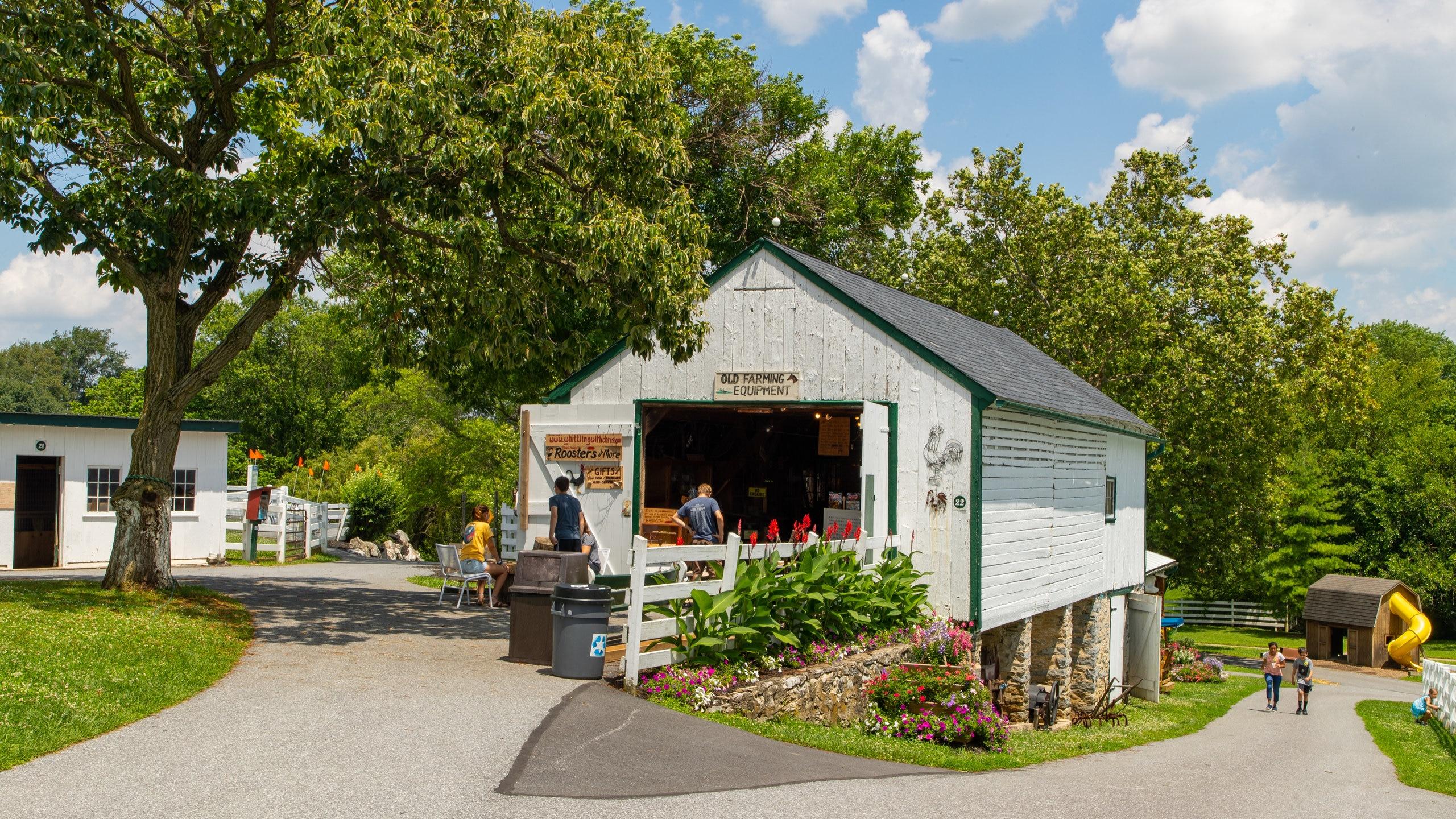 Amish Farm and House, Lancaster, Pennsylvania, United States of America