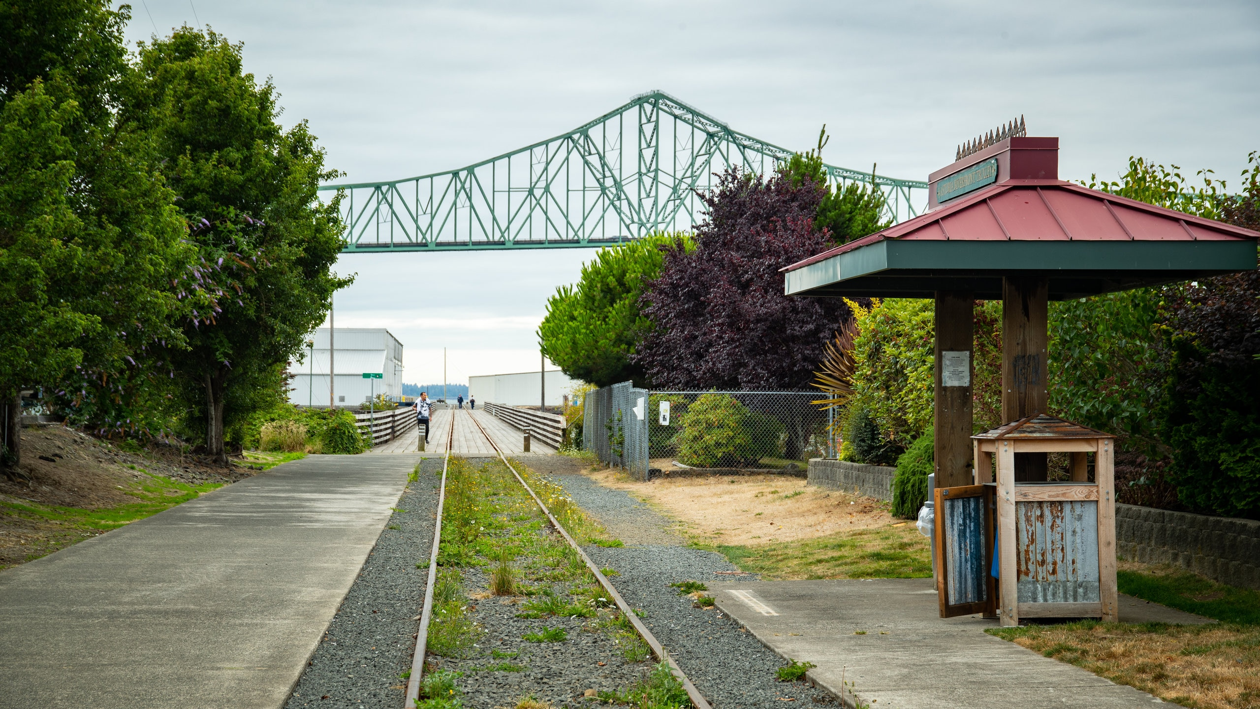 Enjoy an outing to Astoria Riverfront Trolley during your stay in Astoria. Amble around the area's riverfront or seek out the cycling trails.