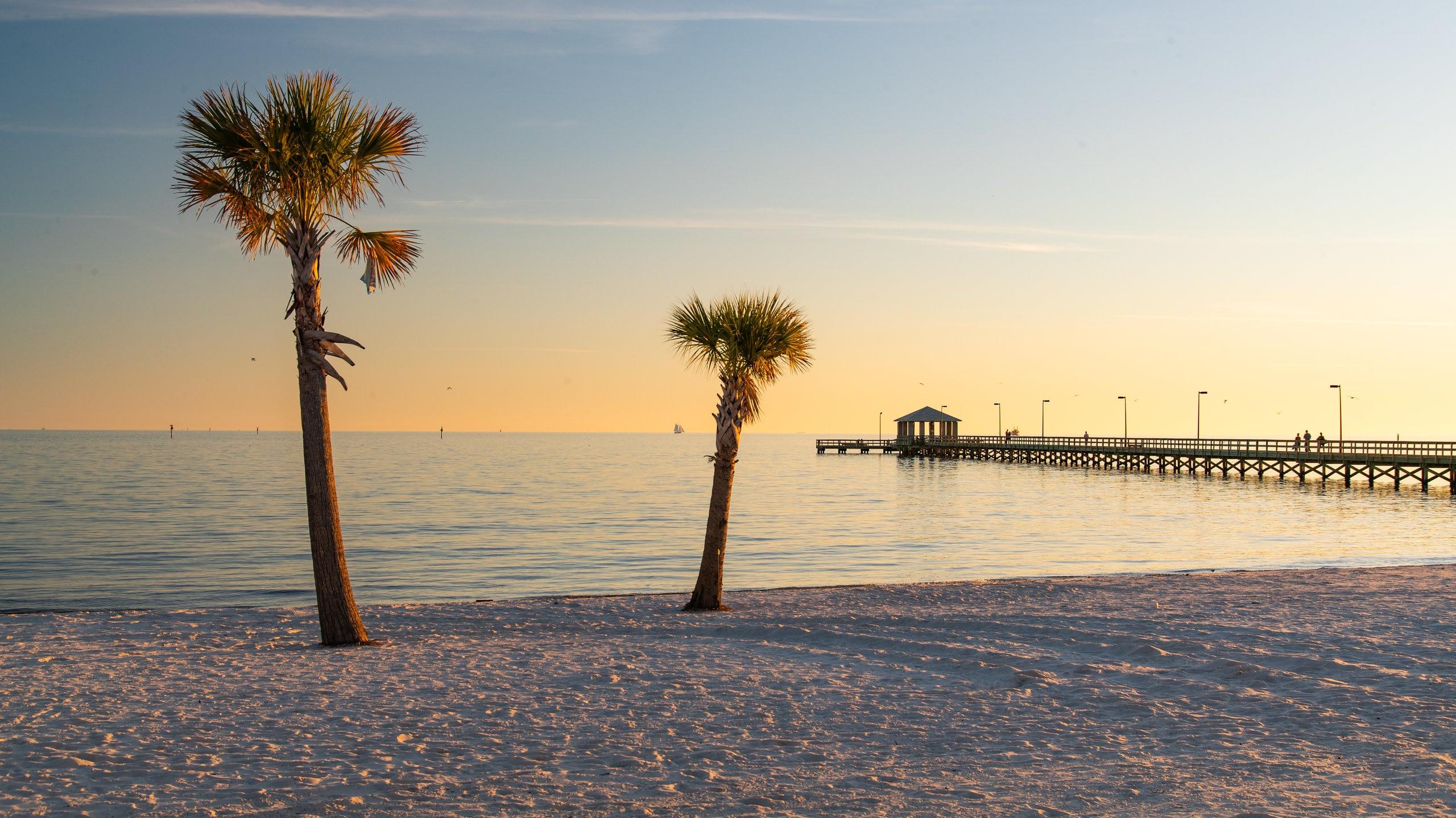 Biloxi Beach, Biloxi, Mississippi, United States of America