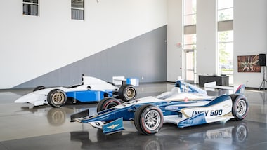 Dallara IndyCar Factory