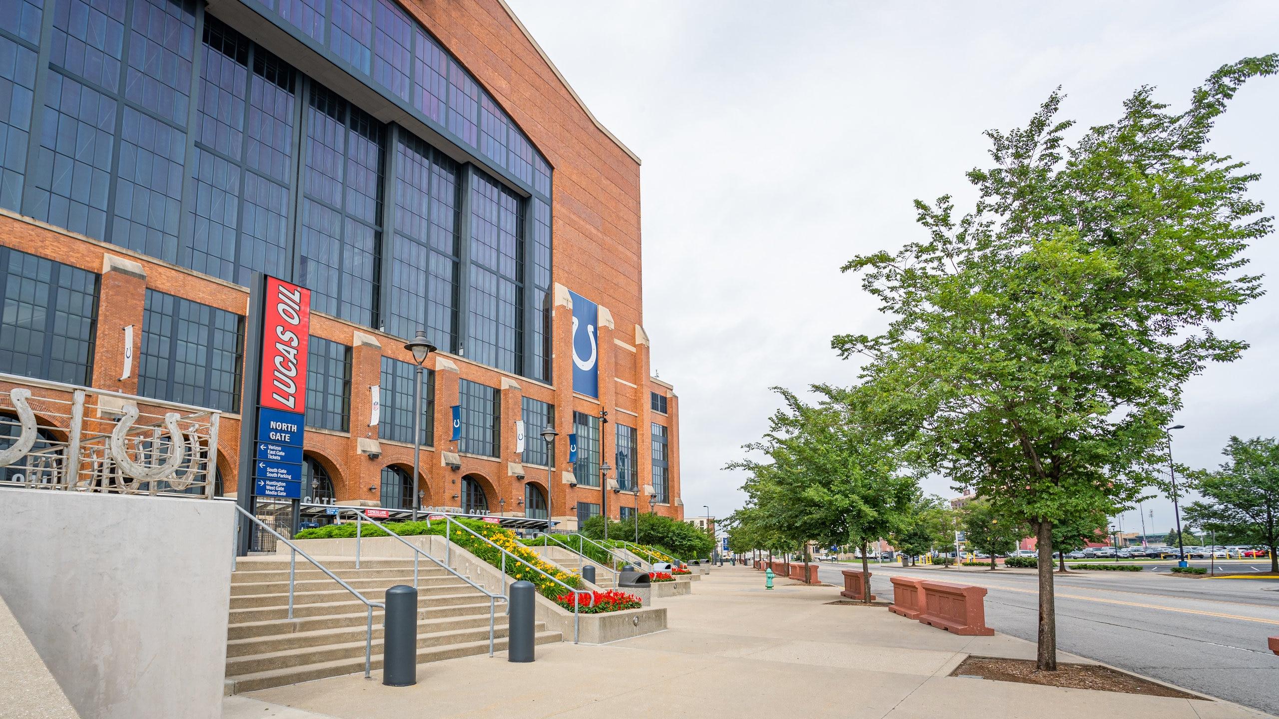 Babe Denny, Indianapolis, Indiana, Verenigde Staten