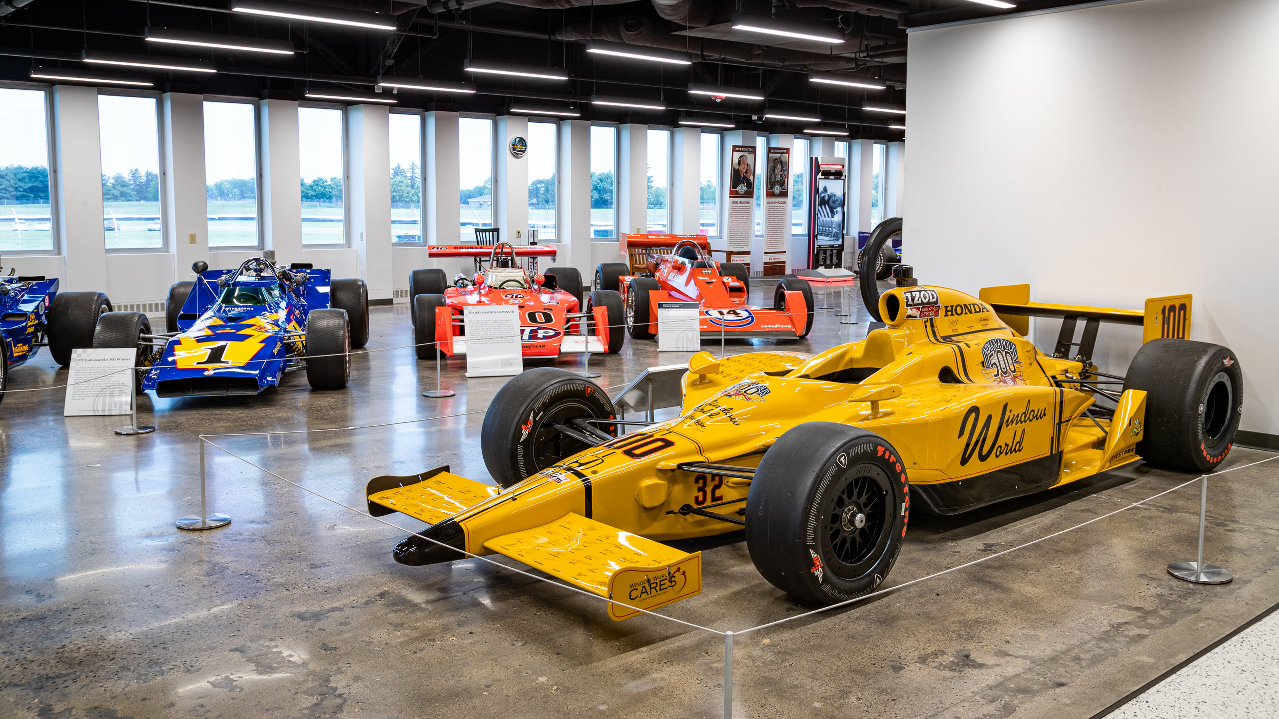 Indianapolis Motor Speedway Hall of Fame Museum, Indianapolis, Indiana, Verenigde Staten