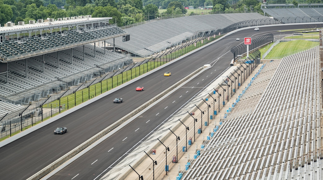 Circuit automobile d'Indianapolis