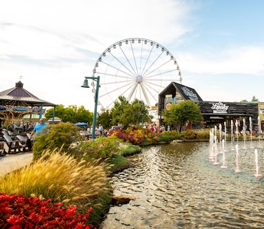 Island at Pigeon Forge