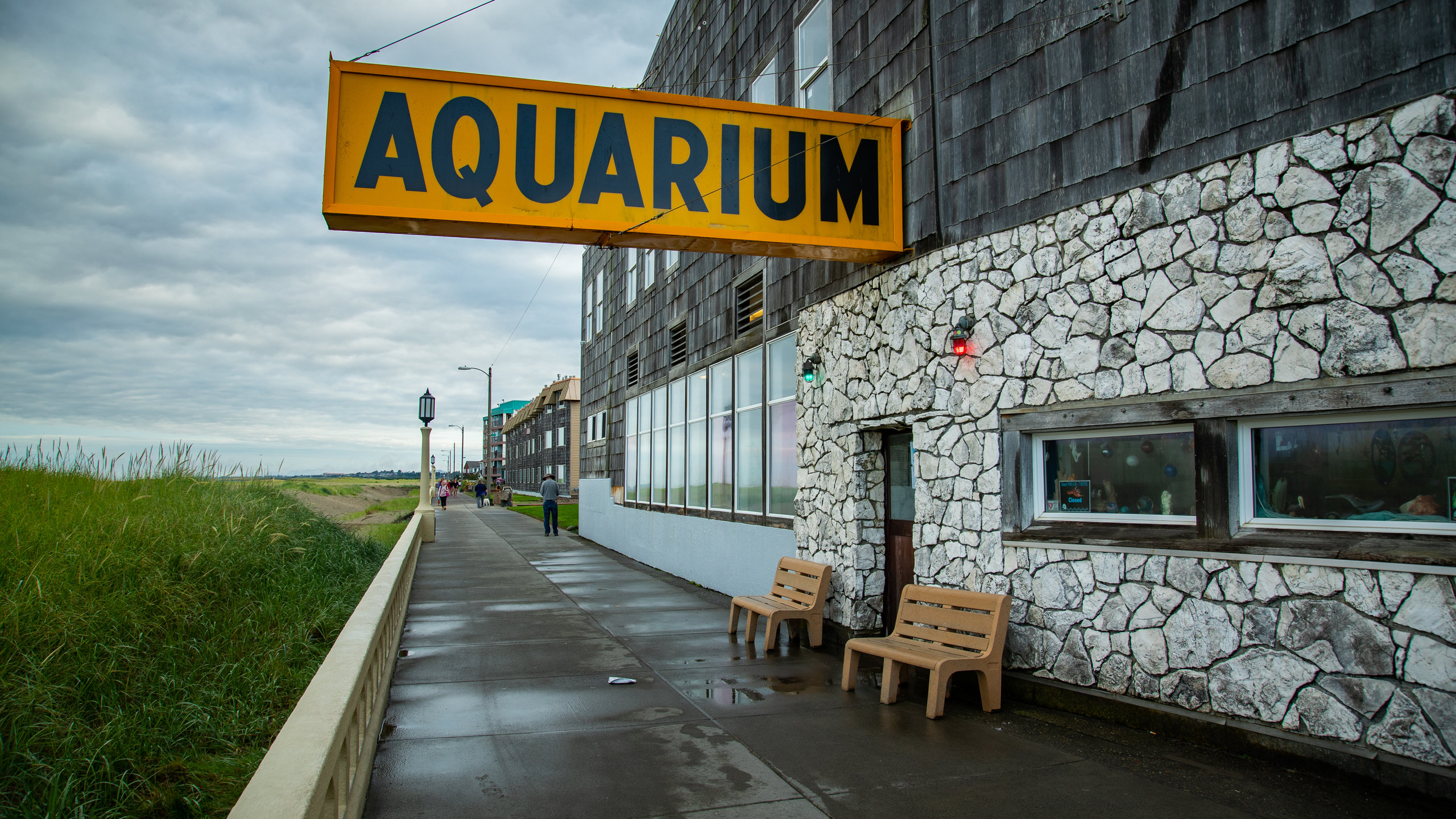 You can spend an afternoon studying the exhibits at Seaside Aquarium during your trip to Seaside. Wander the beautiful beaches and seaside in this family-friendly area.