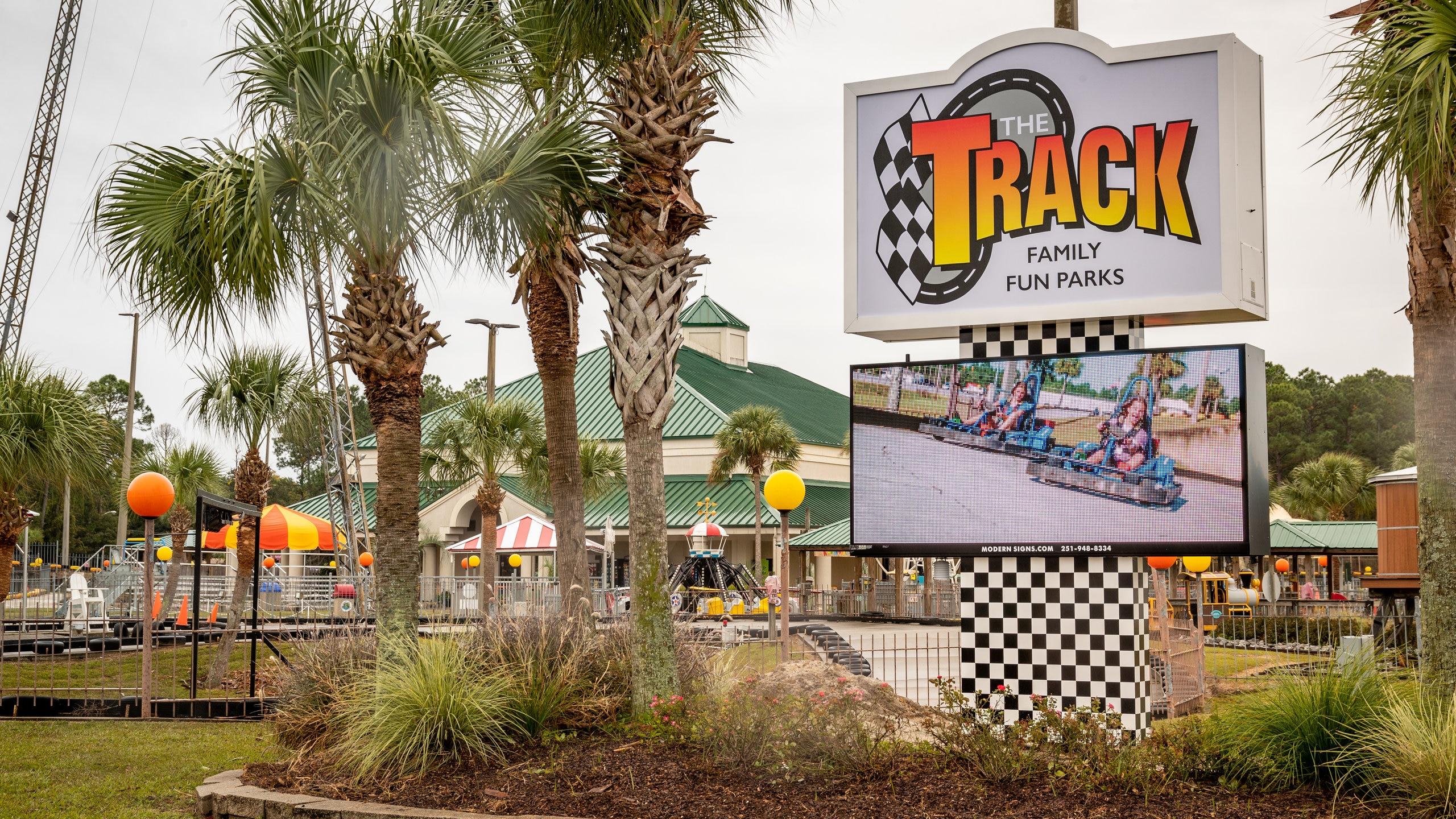 The Track Family Recreation Center, Gulf Shores, Alabama, USA