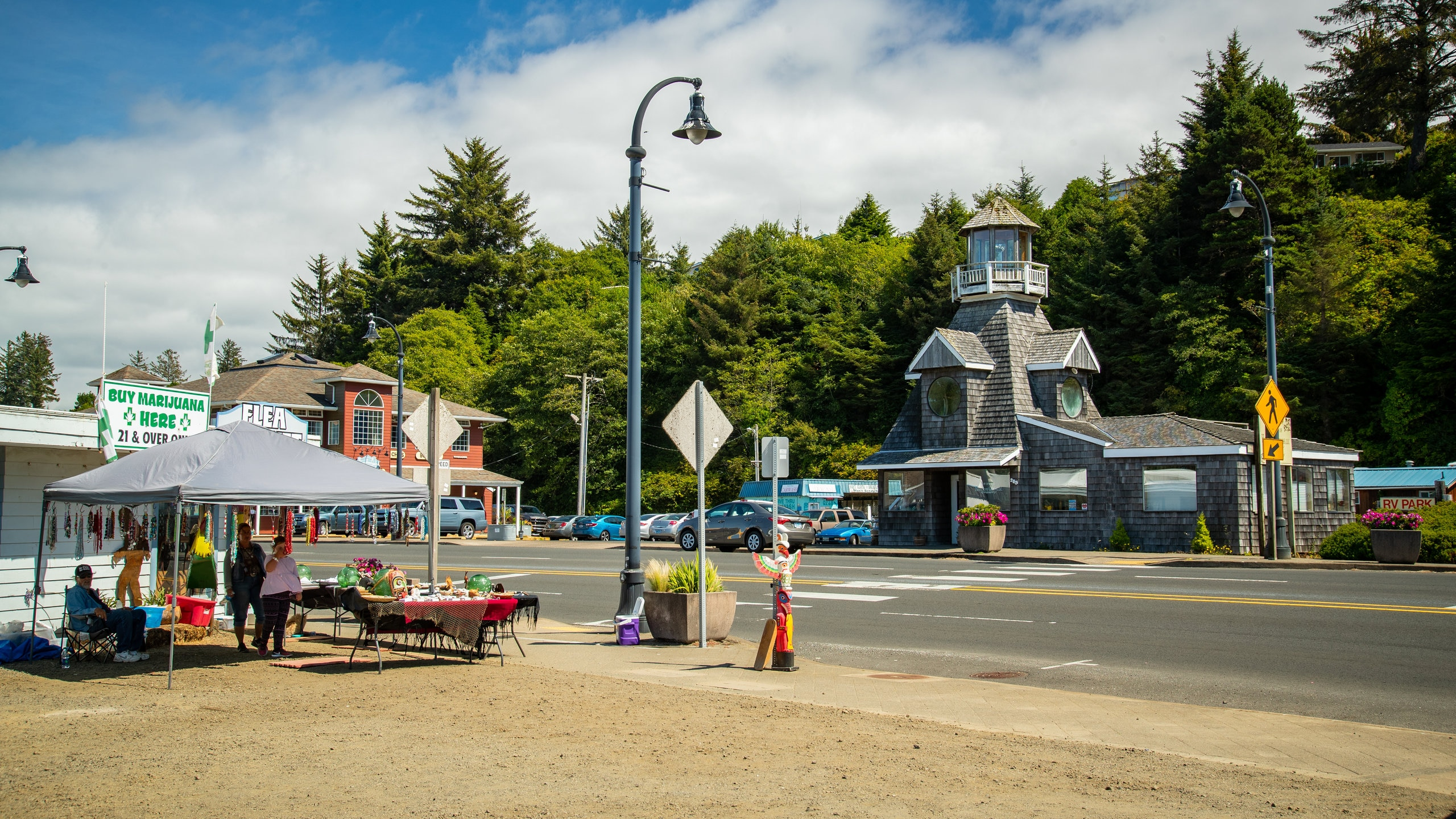 Waldport, Oregon, United States of America
